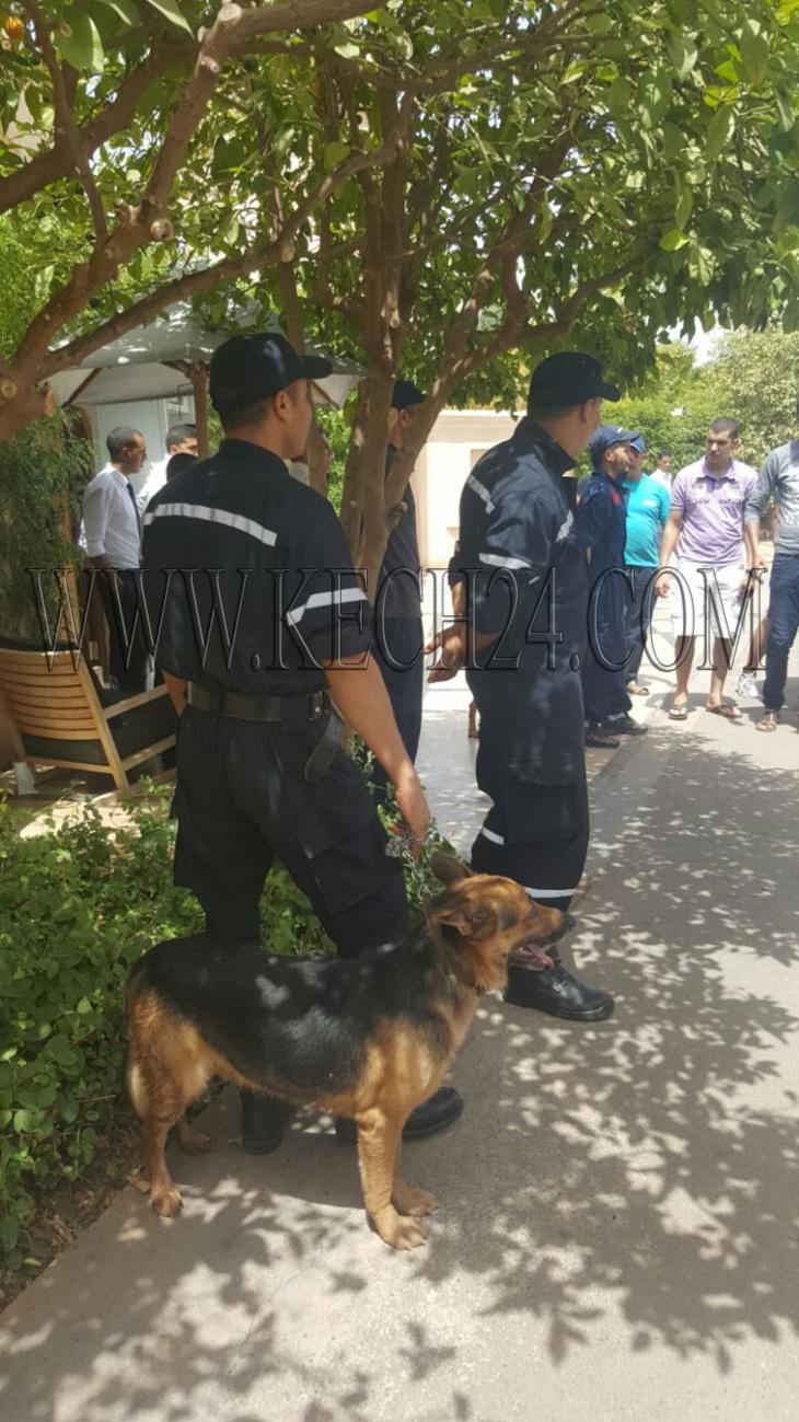 خطير: فندق فخم بمراكش يطرد جميع عماله في تحد للسلطات والقانون