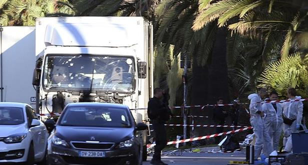 الأمن الفرنسي يحدد هوية منفذ اعتداءات نيس