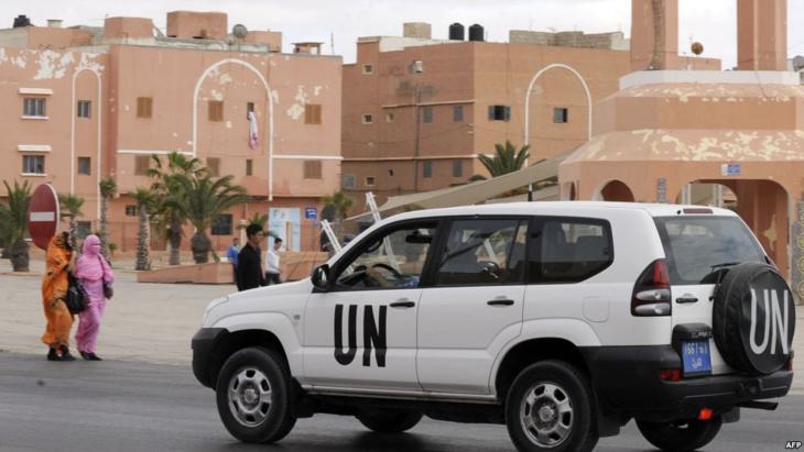 الأمم المتحدة تؤكد العودة التدريجية لعناصر المينورسو إلى مدينة العيون