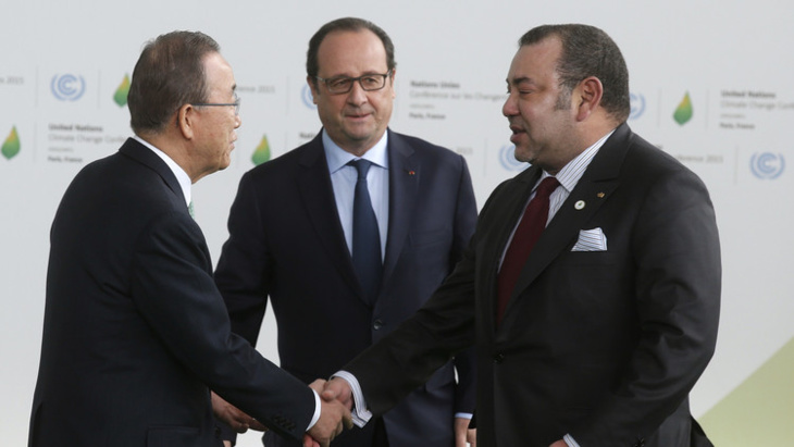مراكش تشهد مصالحة تلوح في الأفق بين المغرب وبان كي مون