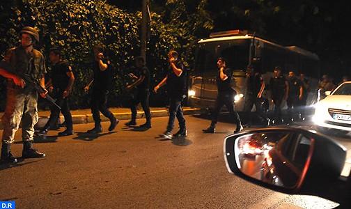 حصيلة جديدة... قائد الأركان بالنيابة التركي يعلن إحباط محاولة الإنقلاب ومقتل 104 انقلابيا