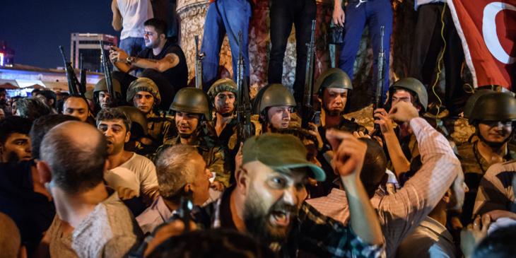 مقتل شاب مغربي استجاب لنداء أرودغان في التصدي للانقلاب بتركيا
