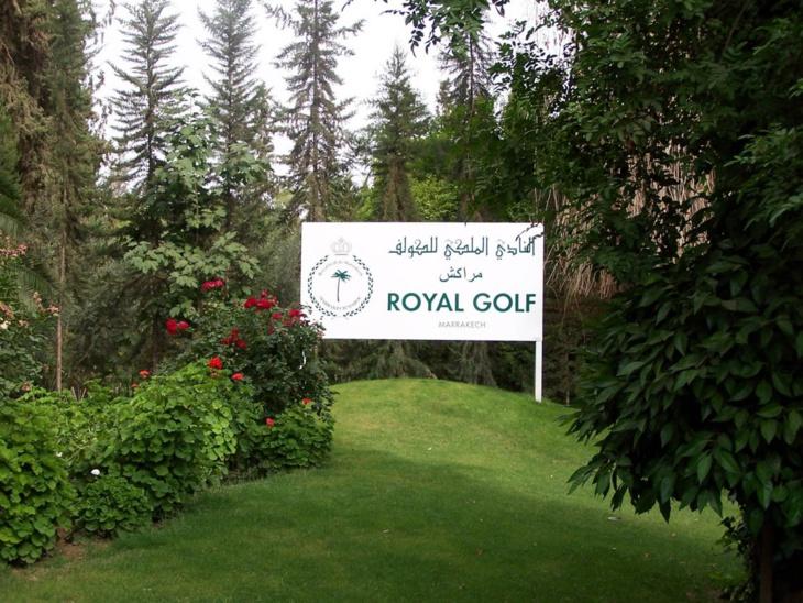 الغولف الملكي بمراكش يحتل الرتبة الثالثة في منافسات كأس العرش لموسم 2016