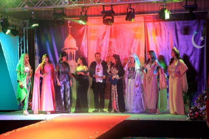 تتويج مغربية في مسابقة ملكة حسناوات العرب المقامة بمراكش وسط انتقادات للمنظمين