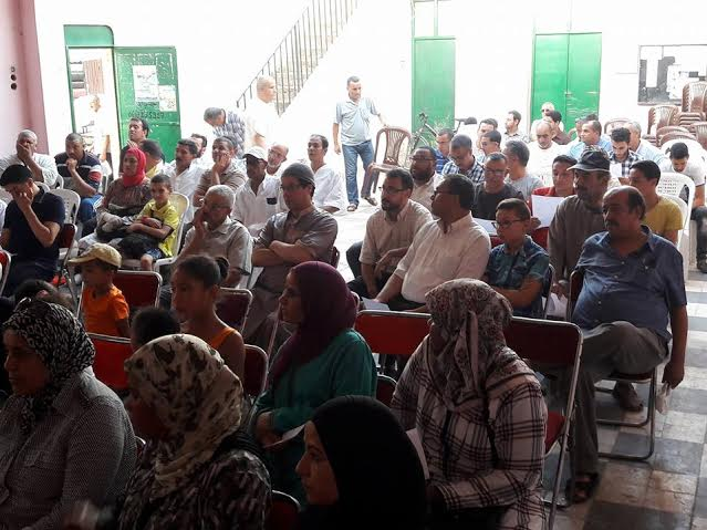 الجامعة الوطنية للصحة بالمغرب تتواصل مع الأطر الصحية بجهة مراكش - أسفي