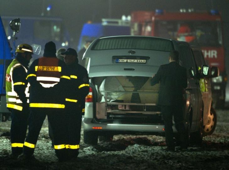 جرح 15 شخصا على الأقل في هجوم شنه شاب أفغاني على ركاب قطار بساطور في ألمانيا