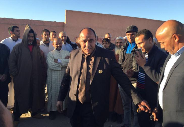 رفاق الهايج يتهمون رئيس جماعة حربيل بالترخيض لحرمه بتشييد معمل في منطقة خضراء وهذا ردُّ البرهومي