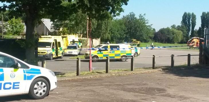 مقتل ثلاثة أشخاص في إطلاق نار شرق بريطانيا