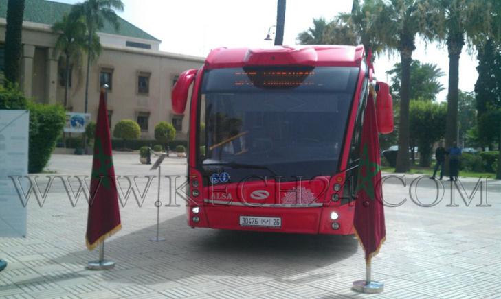 عاجل: بشرى للمراكشيين... إعطاء إنطلاقة حافلات