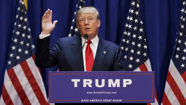 تنصيب دونالد ترامب رسميا مرشحا للحزب الجمهوري في الرئاسيات الأمريكية