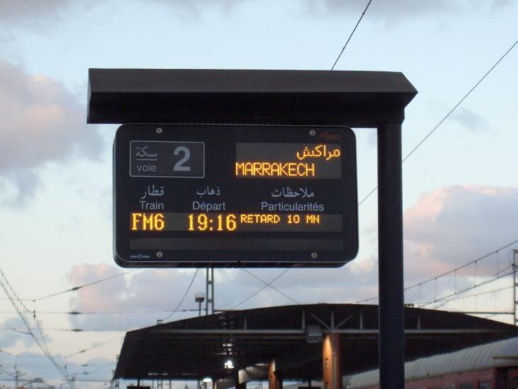 المكتب الوطني للسكك الحديدية يعلن عن برنامجه الصيفي