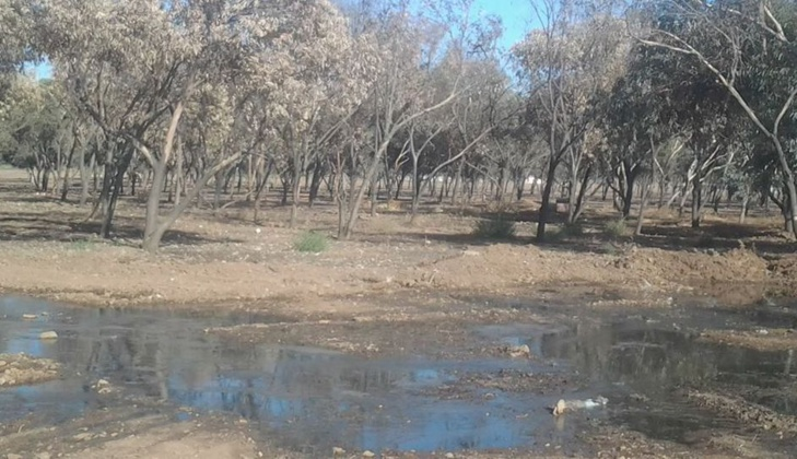 حقوقيون يحذرون من كارثة بيئية باقليم الرحامنة بسبب الحي الصناعي