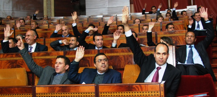 مجلس النواب يصادق بالأغلبية على قوانين اصلاح أنظمة التقاعد