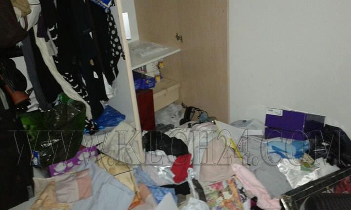 تعرض سادس شقة للسرقة بحي مبروكة بمراكش في أقل من شهر + صور