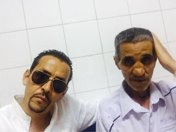 الجمعية الجهوية للمصورين الصحفيين بجهة مراكش آسفي تتمنى الشفاء العاجل للزميل عبد الله الصديقي