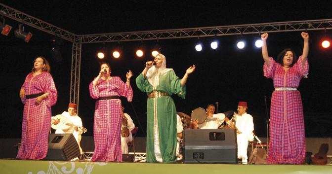 مهرجان فن العيطة بآسفي في دورته الخامسة عشرة يقدم ألوان غنائية تمثل أنماطا مختلفة لغناء العيطة