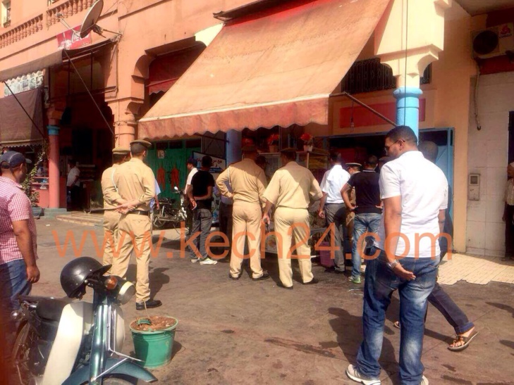 بالصور: السلطات المحلية بالمحاميد تشن حملة واسعة لتحرير الملك العمومي و