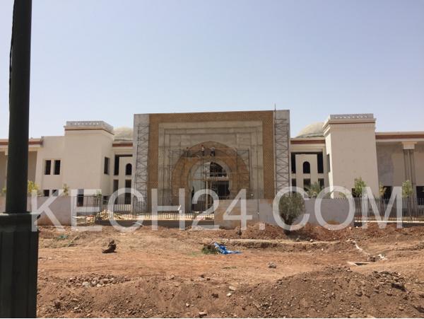 الوالي عبد الفتاح لبجيوي يتفقد عددا من المشاريع التي سيدشنها الملك قريبا بمراكش