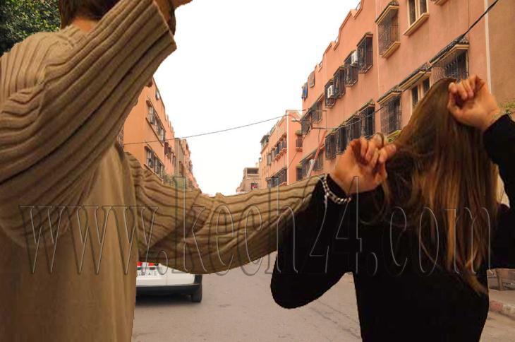 موظفة بوزارة بلمختار تتعرض للتحرش الجنسي والإعتداء بالضرب بمراكش