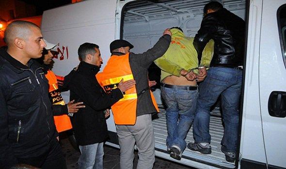 السلطة والأمن يشنان حملة تمشيط واسعة بأحياء المسيرة وأبواب مراكش بمقاطعة المنارة
