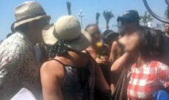مقطع عنصري ضد مغربية بفرنسا يحقق ملايين المشاهدات