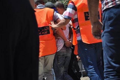 إعتقال أربعة أشخاص يشتبه في تورطهم في سرقة بالعنف والضرب والجرح العمديين