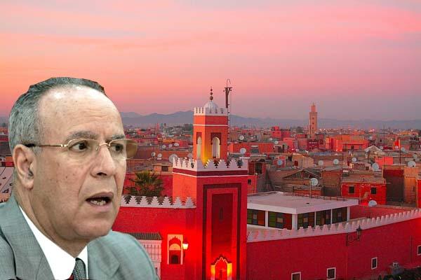 لهذا السبب يفضل وزير الاوقاف قضاء عطلته بمدينة مراكش