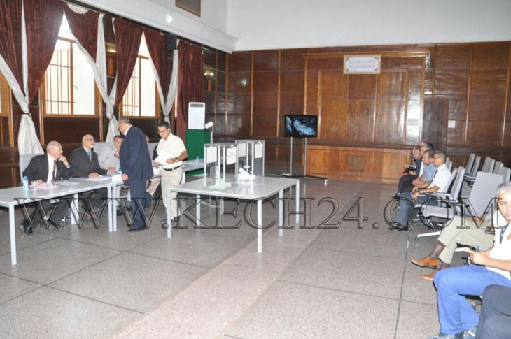 خاص : نتائج انتخاب ممثلي القضاة بالمجلس الأعلى للسلطة القضائية