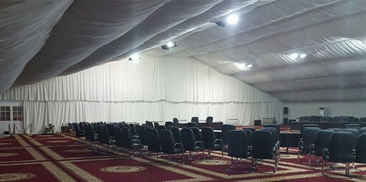 القمة العربية تنظم في خيمة بنواكشوط بشعار