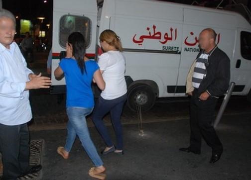 سكوب : سرقة إسرائيليين تقود إلى اعتقال عاهرتين بمراكش