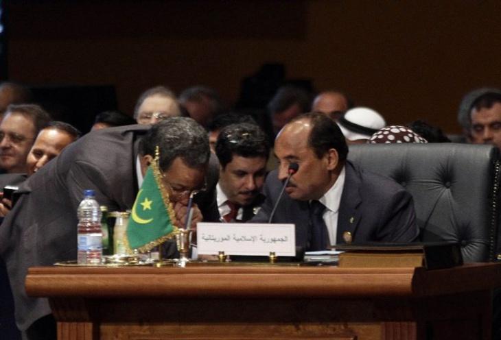 موريتانيا تتهم المغرب بتحريض العرب على التغيب عن القمة المنعقدة بنواكشوط