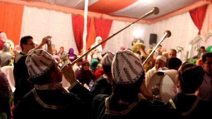 تنظيم حفل زفاف بثانوية تأهيلية بحي المحاميد يثير جدلا بمراكش