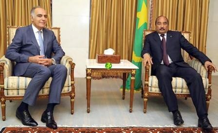 مزوار يمثل الملك محمد السادس في أشغال الدورة العادية ال27 لمجلس الجامعة العربية على مستوى القمة