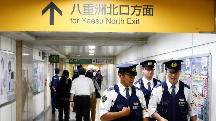15 قتيلا 45 جريحا في مجزرة في طوكيو