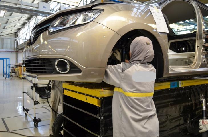 صادرات صناعة السيارات تسير نحو تحقيق مائة مليار درهم في 2020
