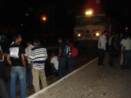 عاجل: إيقاف عشريني حاول الإنتحار داخل محطة القطار إبن جرير