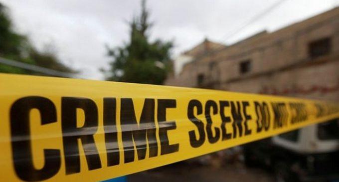 زوج يذبح زوجته من الوريد إلى الوريد أمام ابنها البالغ من العمر 5 سنوات