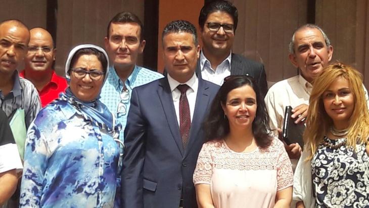 مراكش تشهد ميلاد المركز الجهوي للدبلوماسية الموازية والتعاون اللامركزي الدولي