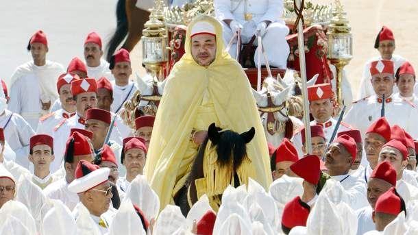 مدينة تطوان تحتضن احتفالات الذكرى 17 لعيد العرش