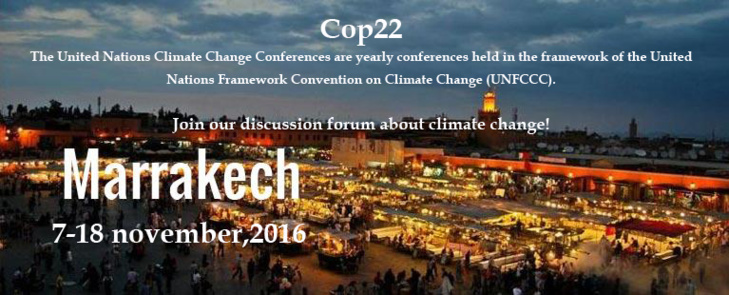 مؤتمر وزراء البيئة الأفارقة يستعد للمشاركة بقمة التغيرات المناخية في مراكش