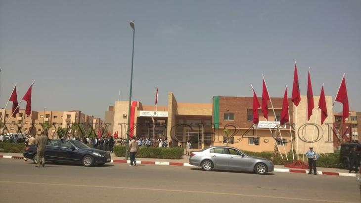 الوالي لبجيوي يدشن المنطقة الأمنية المنارة بأبواب مراكش