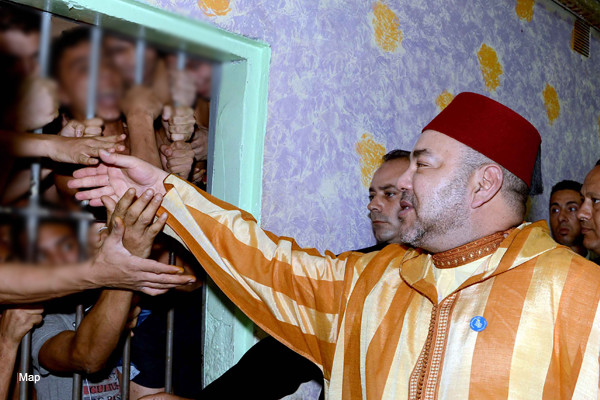 الملك محمد السادس يصدر عفوه السامي على 1272 شخصا بمناسبة عيد العرش المجيد