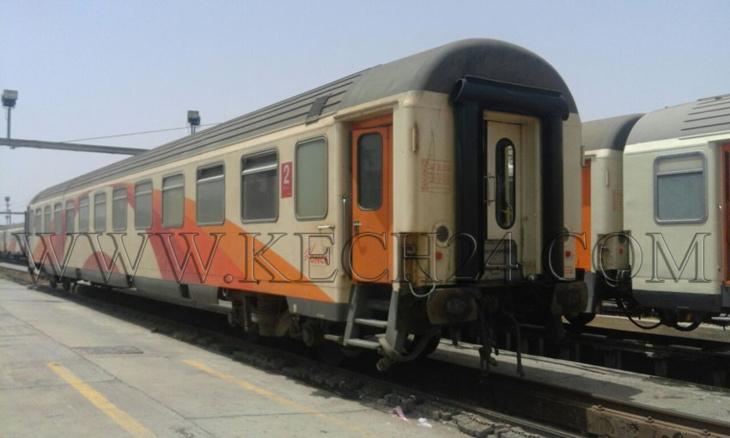 عاجل وحصري: العثور على جثة فتاة مقتولة داخل حقيبة في مقطورة القطار بمراكش + صور