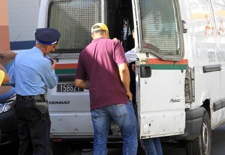 توقيف ثلاثة متورطين آخرين في قضية احتجاز شخص والمطالبة بفدية