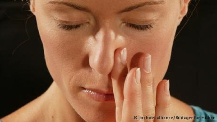 أنف الإنسان قادر على إنتاج مضاد حيوي