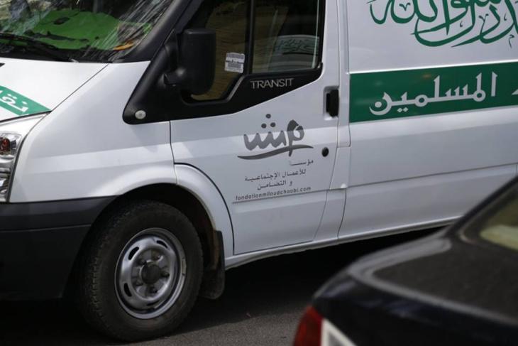 جثمان الطفلة آية العوني يوارى الثرى بمسقط رأسها بمدينة قلعة السراغنة