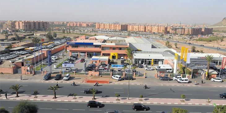 ارتفاع أسعار الأصول العقارية بمراكش مقابل انخفاضها بنسبة 2 % بباقي مدن المملكة