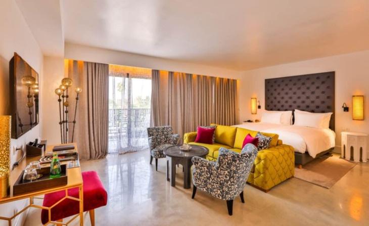 افتتاح فندق جديد بوسط مدينة مراكش