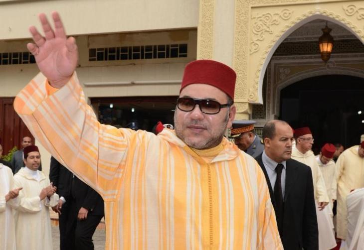 الملك محمد السادس يترأس بتطوان حفل استقبال بمناسبة عيد العرش المجيد
