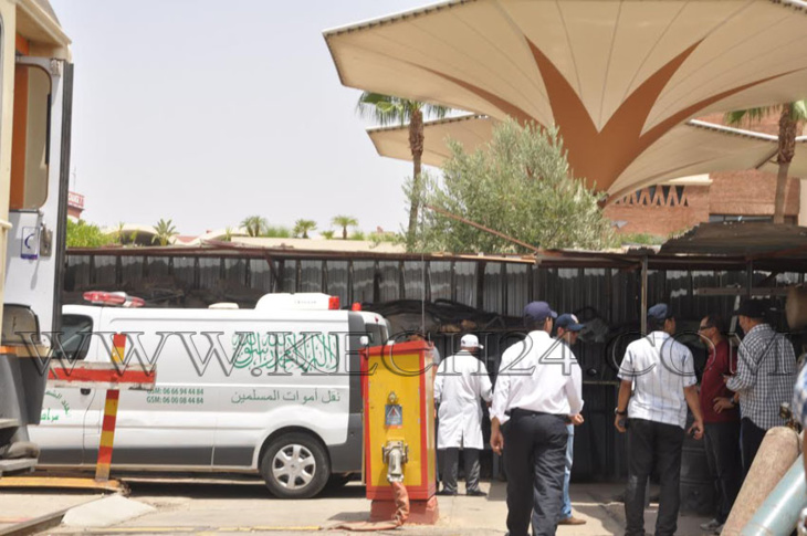 المديرية العامة للأمن الوطني تكشف تفاصيل مروعة عن الجثة التي عثر على أجزائها بكل من سلا وقطار بمراكش